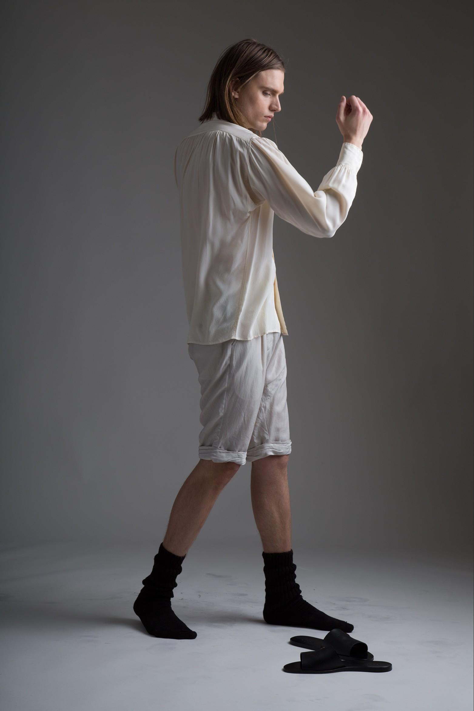 Saint Laurent Mens Shirt