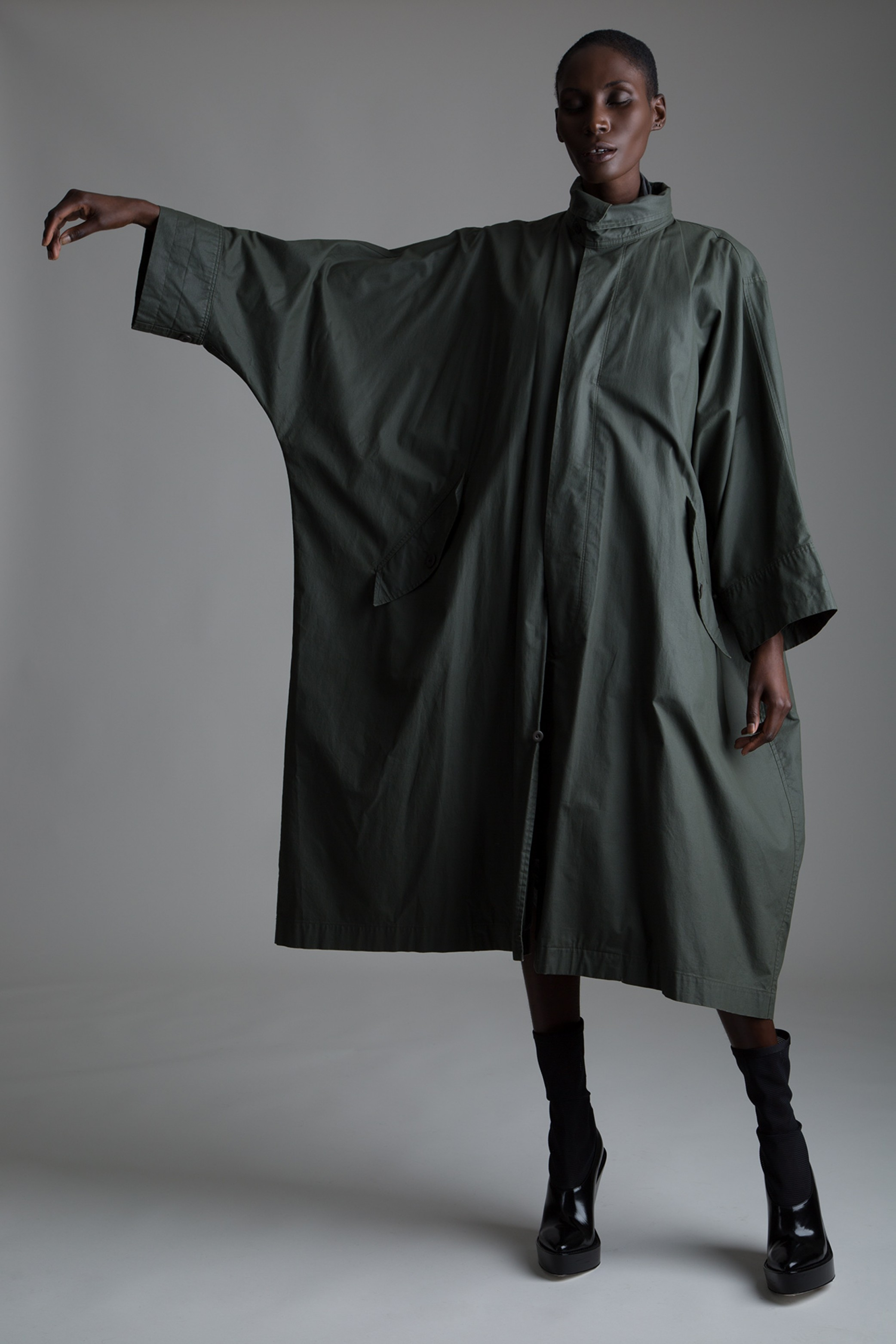 Vintage Issey Miyake Coat