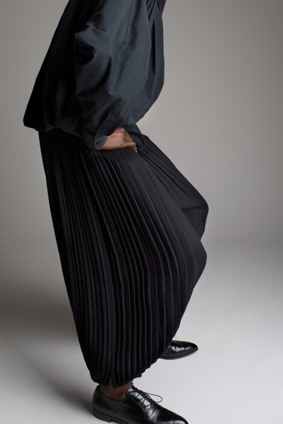 Vintage Kenzo Pleated Trousers