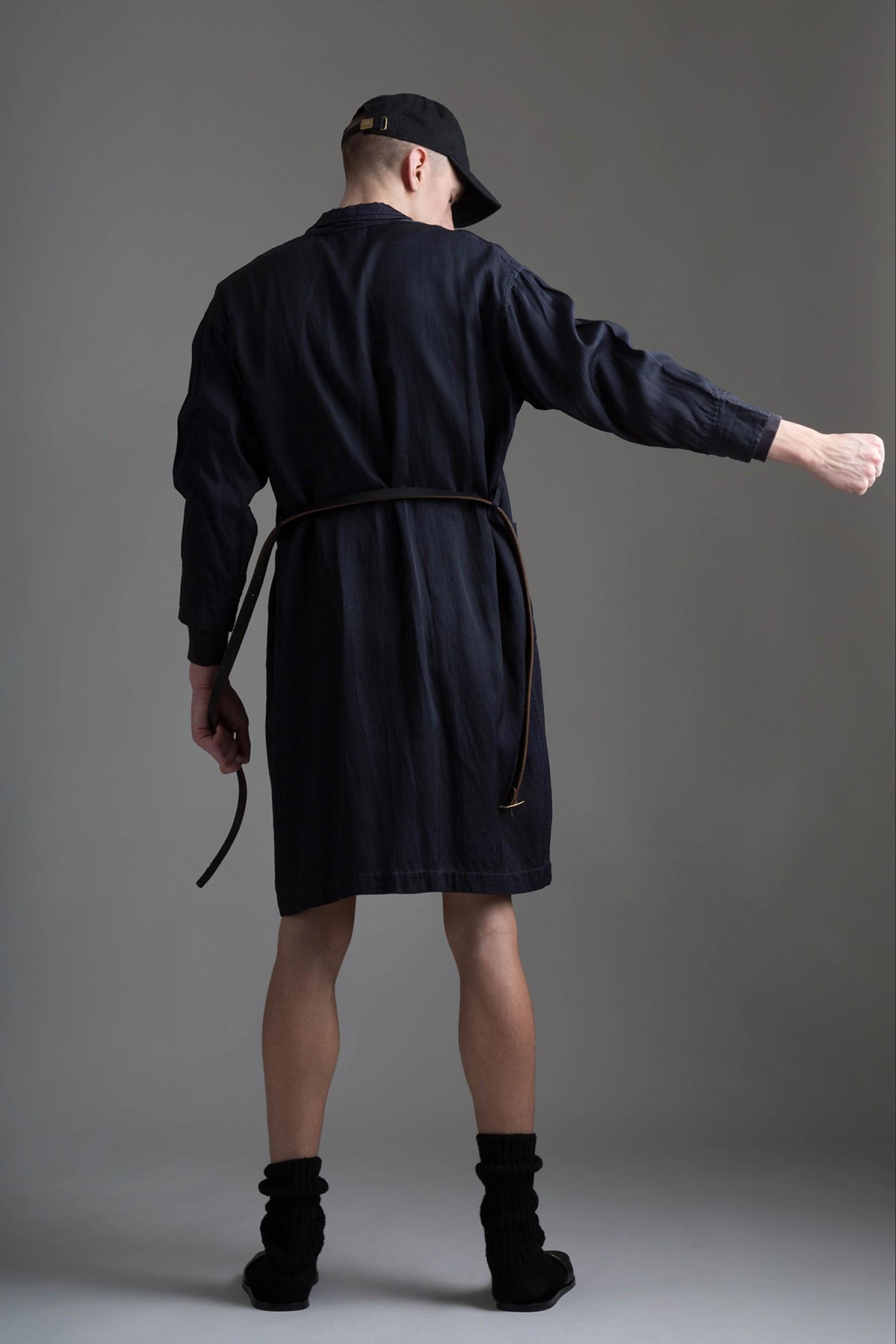 Vintage comme des gar ons robe de chambre coat for Chambre vintage retro