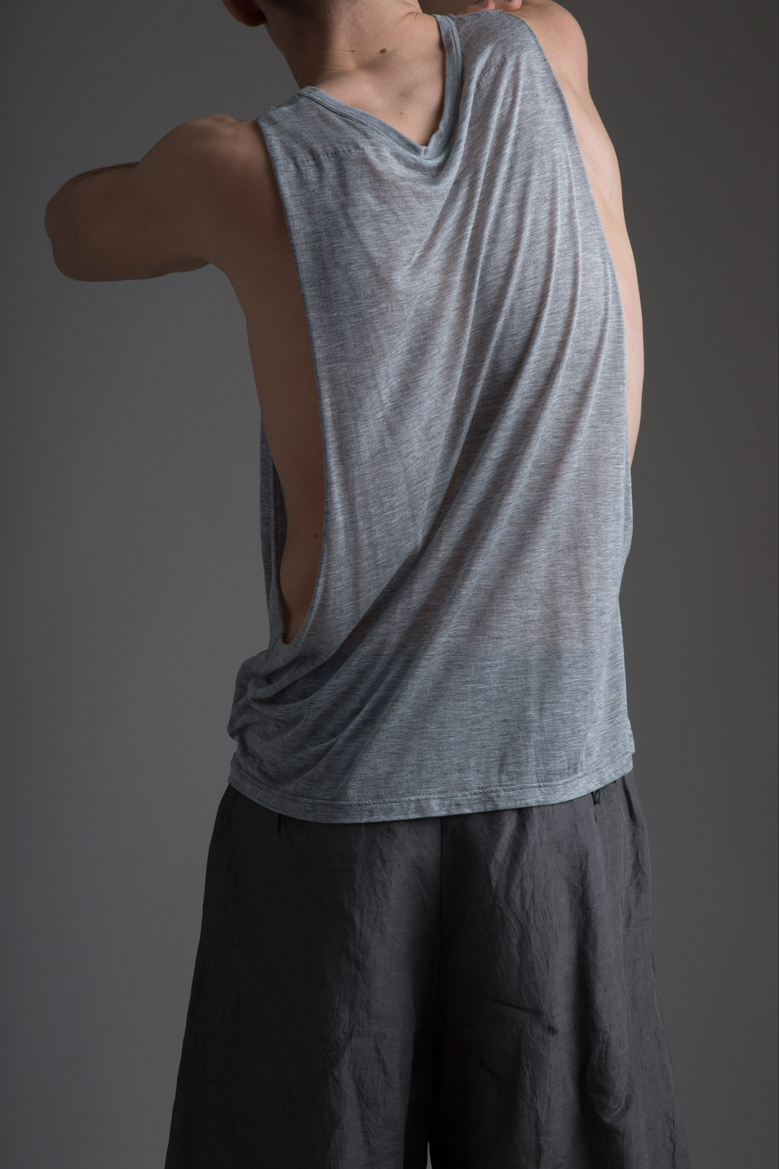 Vintage Dior Homme Muscle Tank