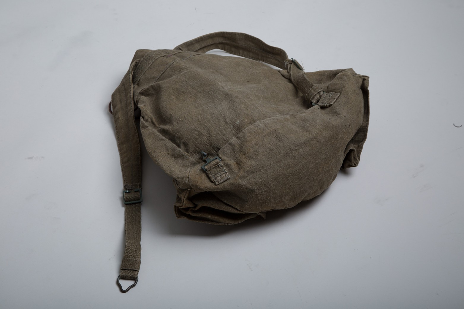 Vintage Military Backpack