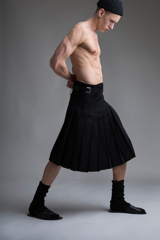 Men S Skirts The New World Order