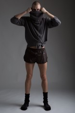 Dior Homme Brown Track Shorts