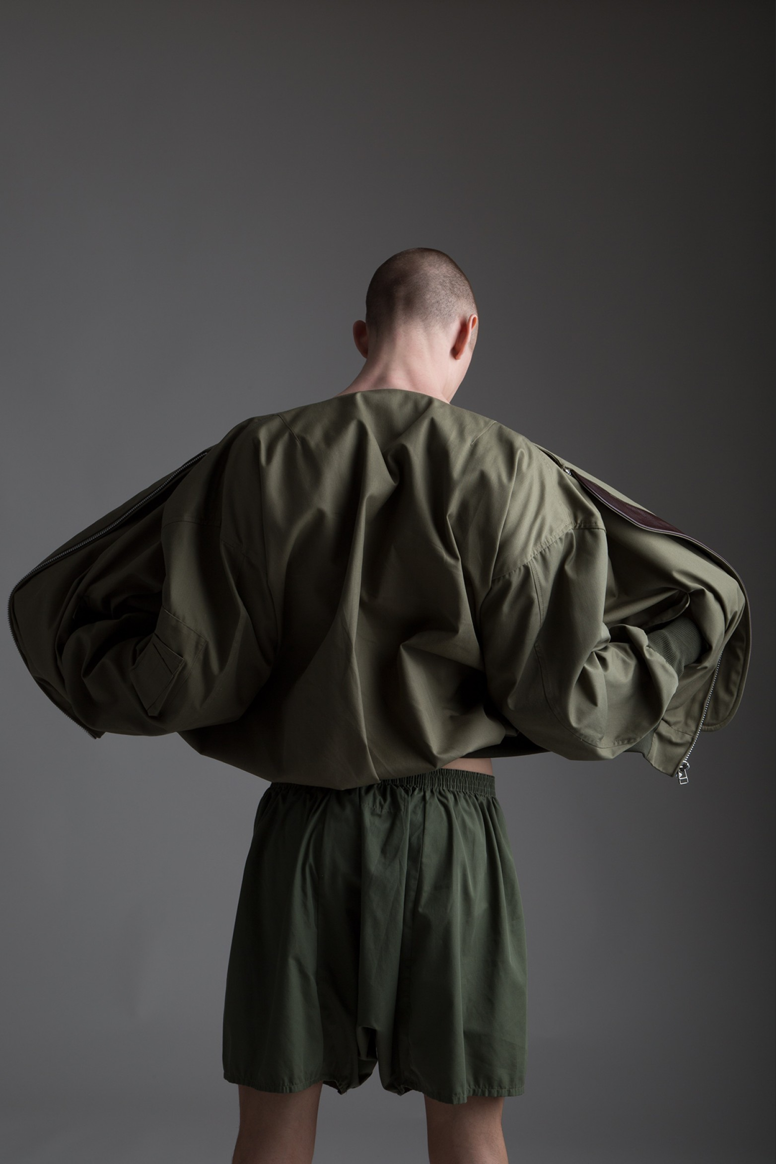 Vintage Military Surplus Boxer Shorts