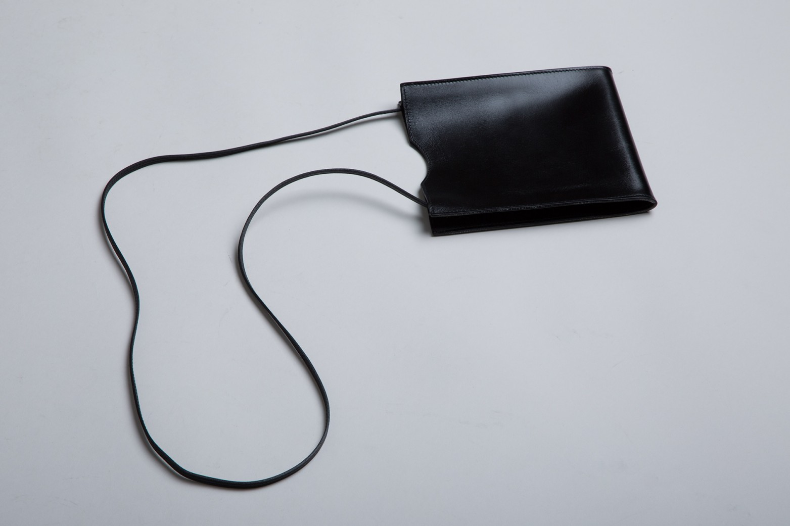 Vintage Hermes Leather Pouch