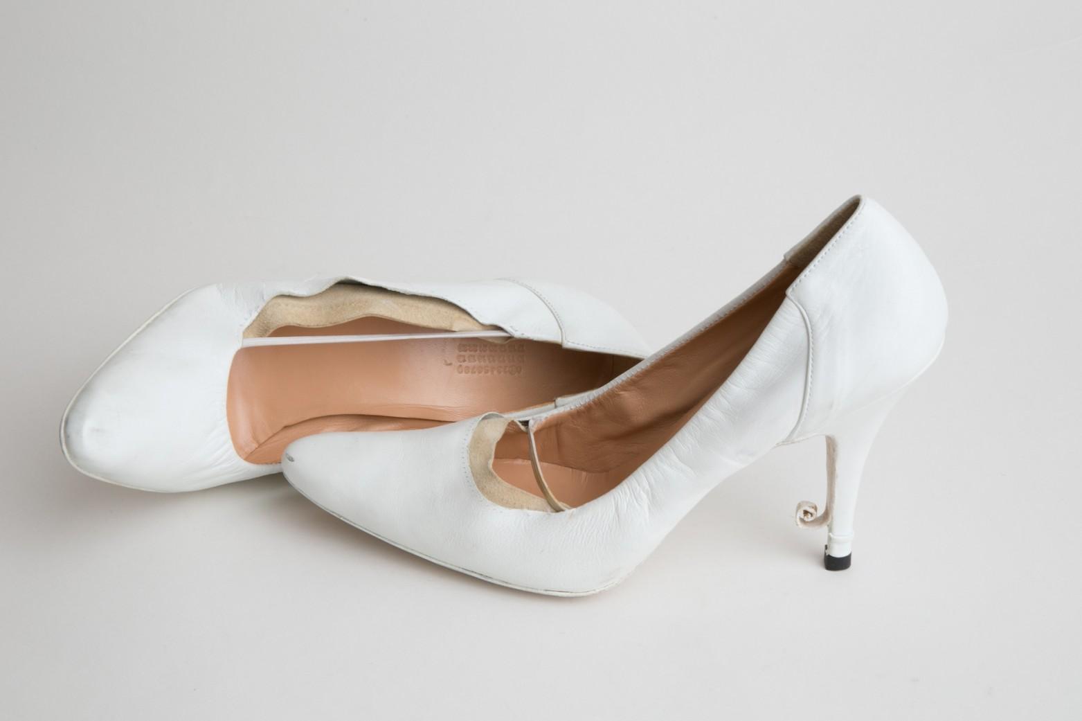 Maison Martin Margiela Deconstructed Shoes