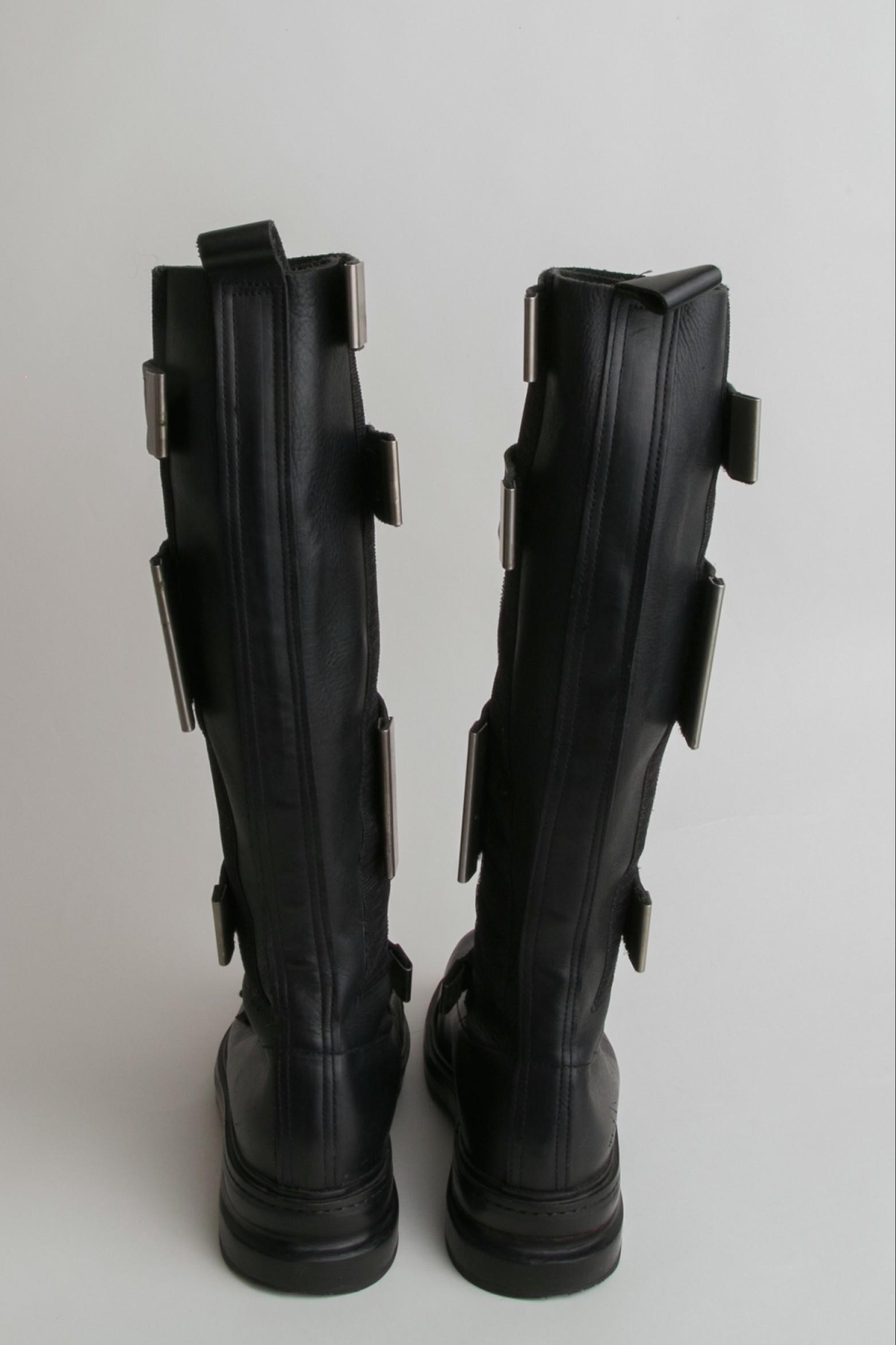 Vintage Dirk Bikkembergs Combat Boots