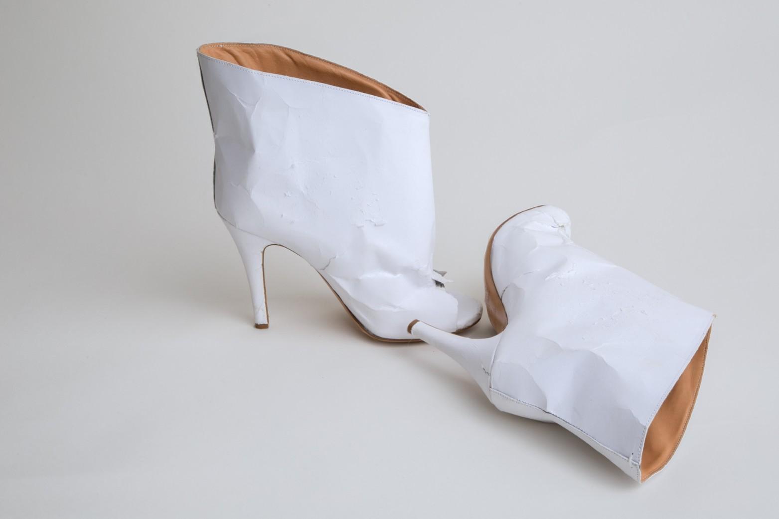 Maison Martin Margiela Paper Shoes