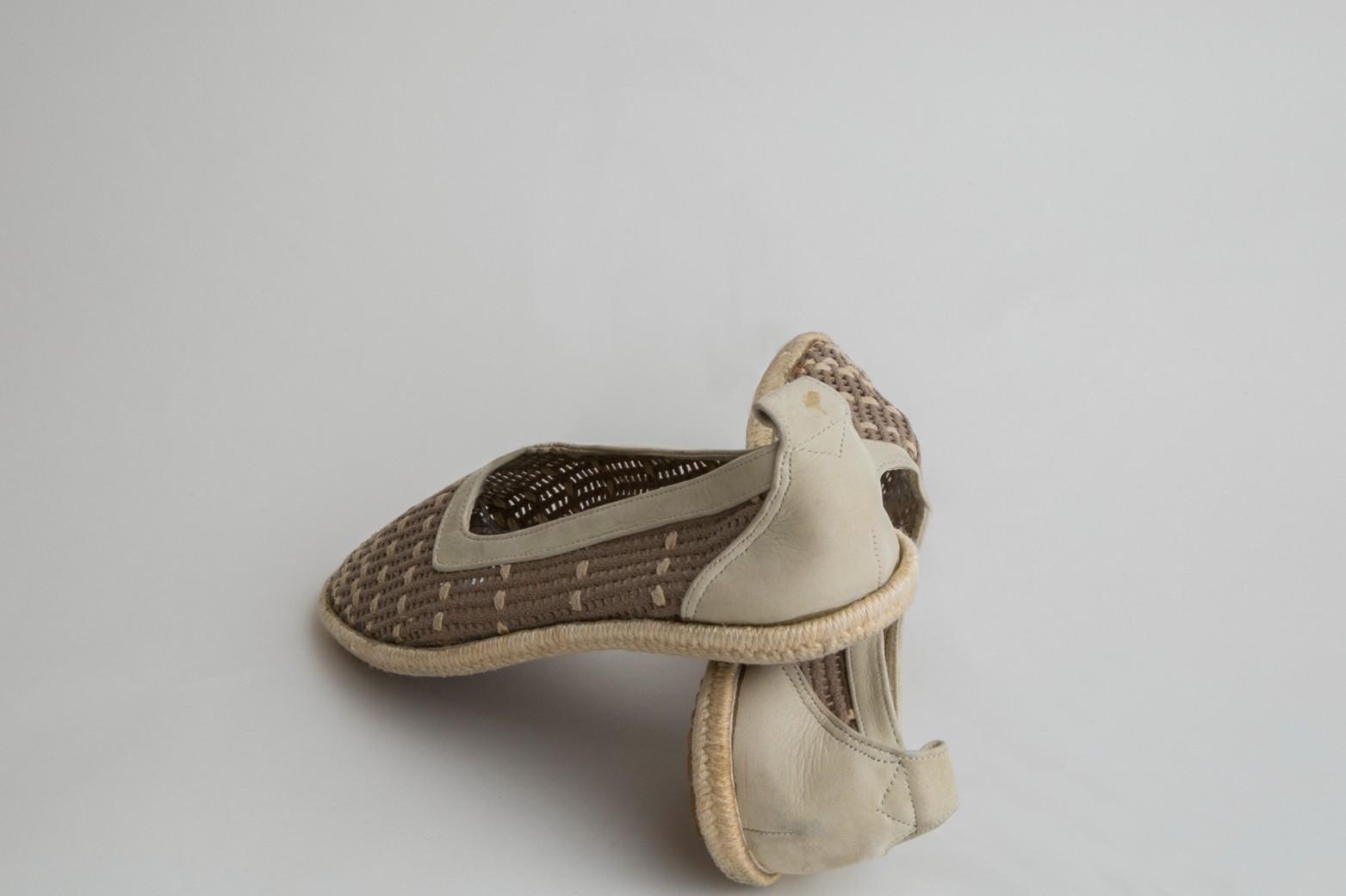Vintage Matsuda Mesh Espadrilles