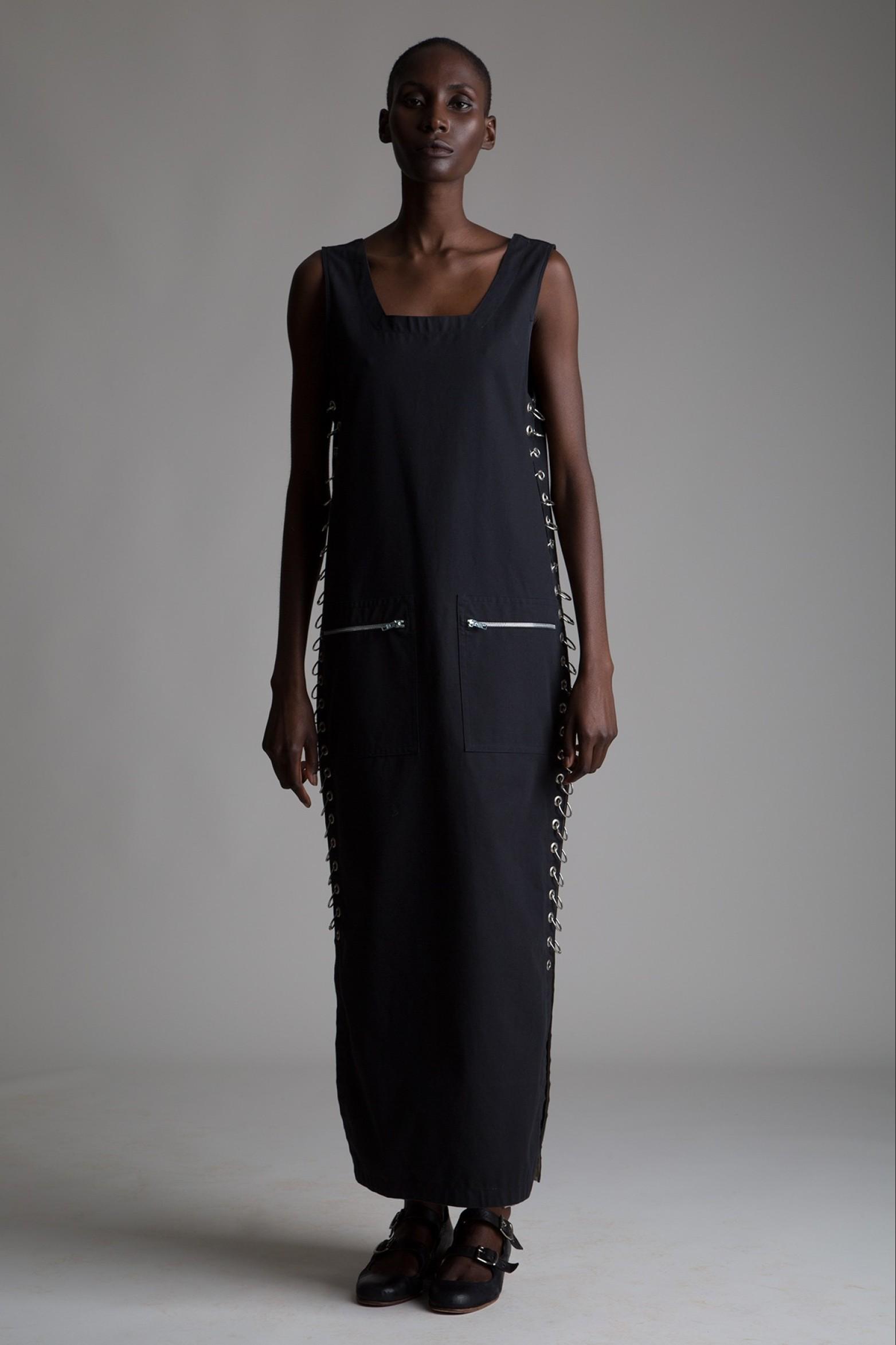 Vintage J.C. de Castelbajac Dress