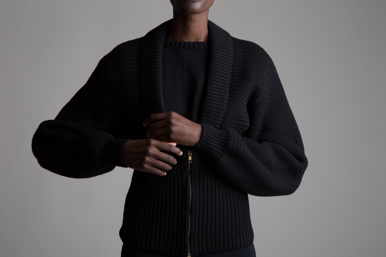 Vintage Alaia Knit Sweater