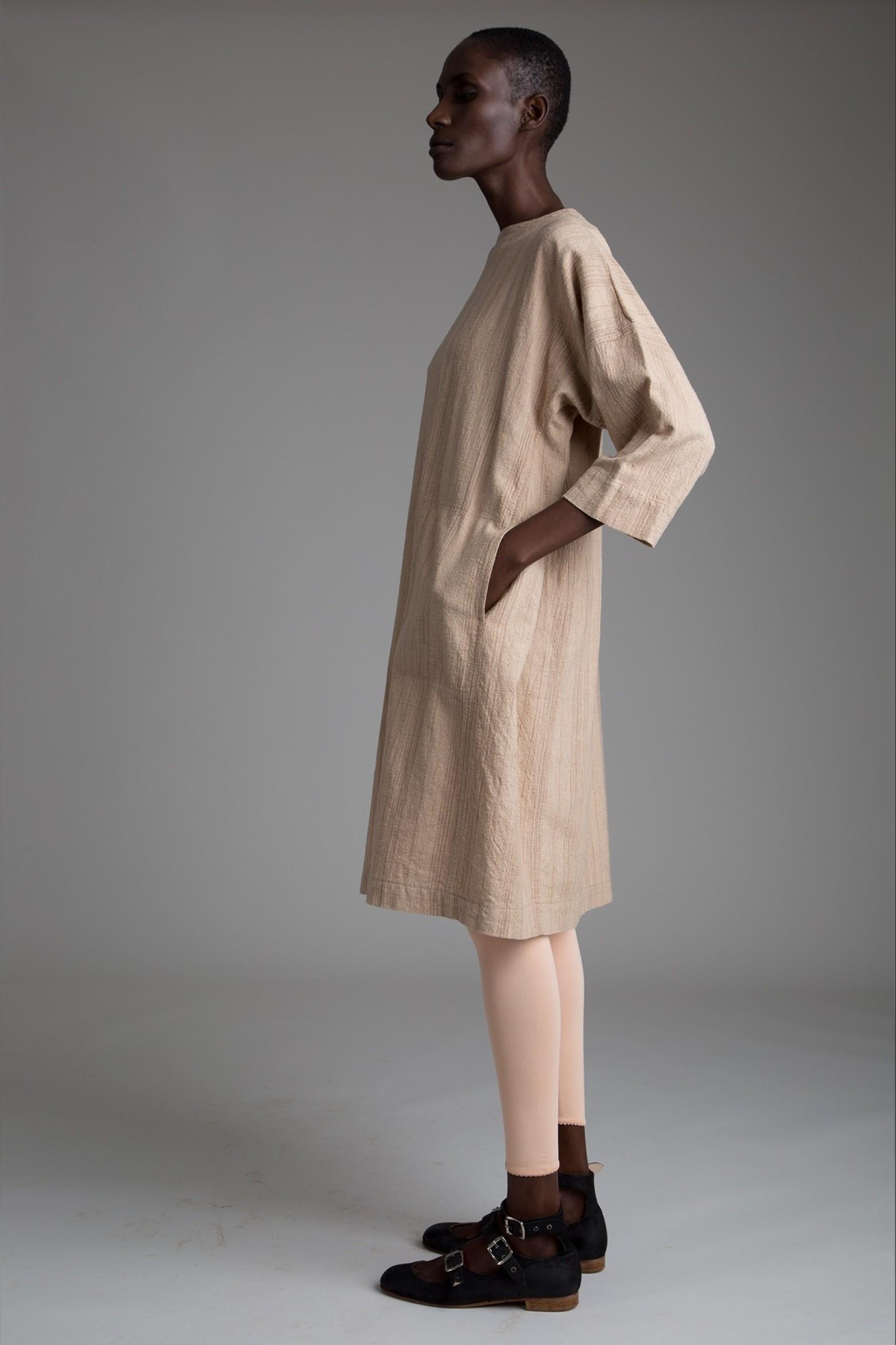 Vintage Issey Miyake Plantation Dress