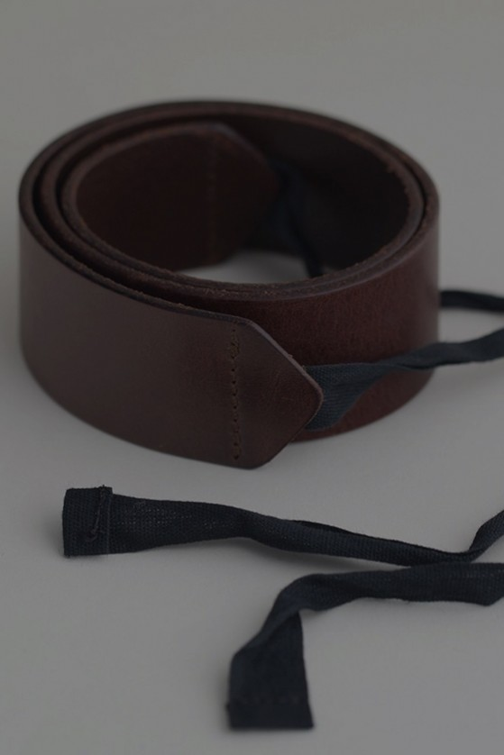 Vintage Martin Margiela Leather Belt