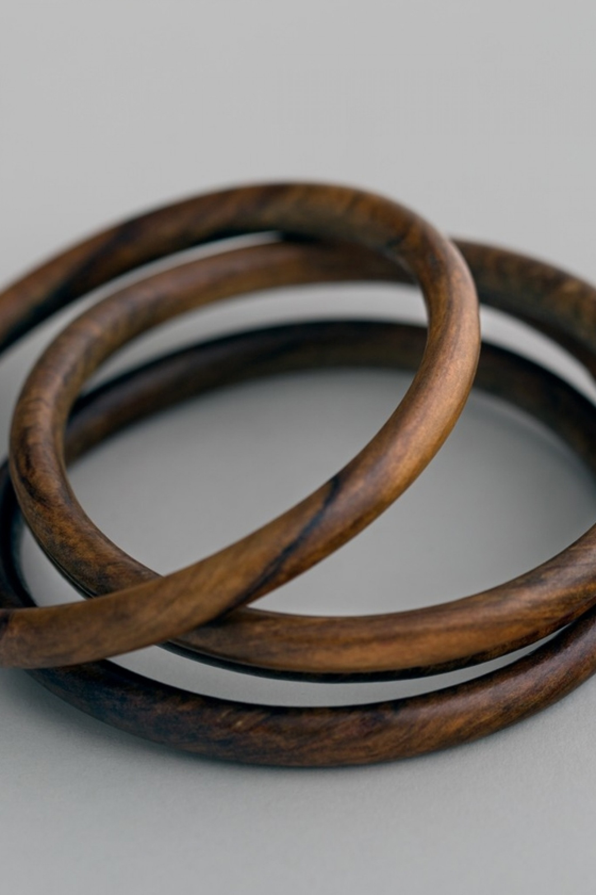 Wooden Bangle Set
