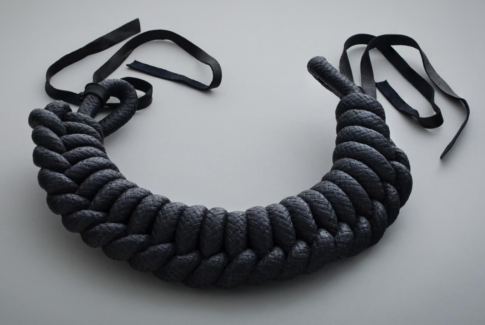 Christian Astuguevieille Rope Collar