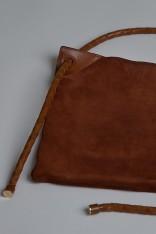 Bottega Veneta Suede Bag