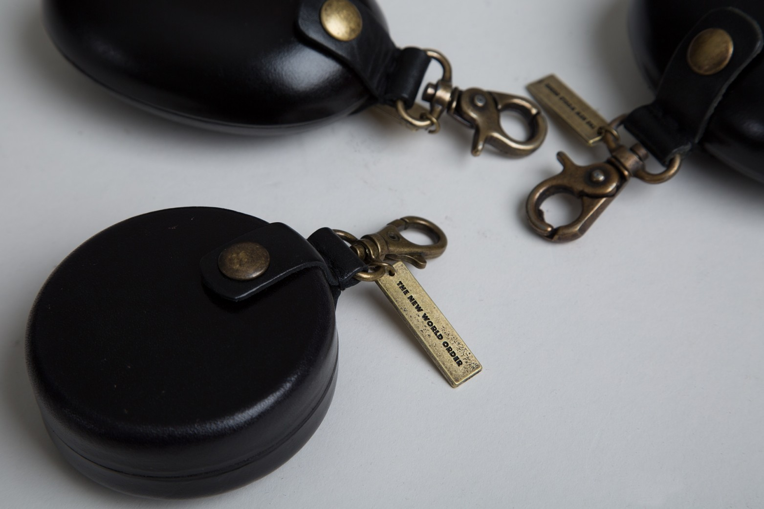 The New World Order Grenade Coin Purse