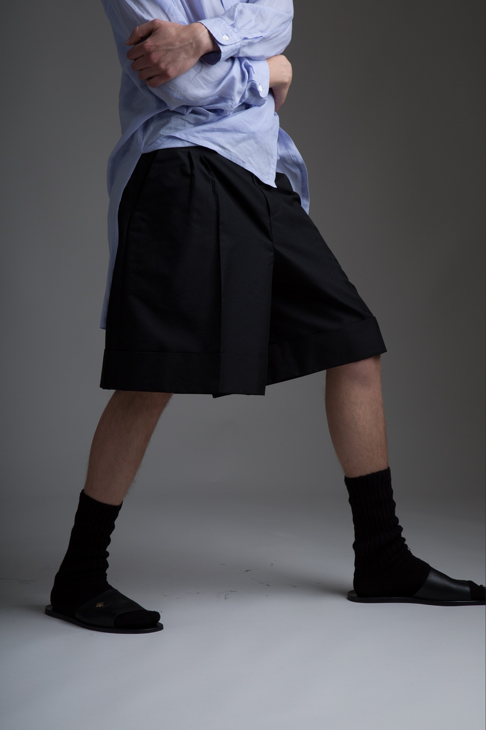 Vintage Jil Sander Men's Shorts